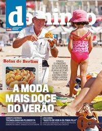 capa Domingo CM de 28 julho 2019