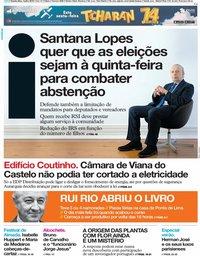capa Jornal i de 4 julho 2019