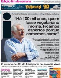 capa Jornal i de 12 julho 2019