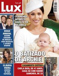 capa Lux de 11 julho 2019