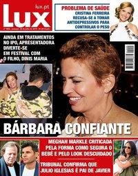 capa Lux de 18 julho 2019