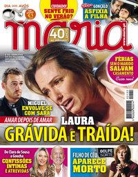 capa Maria de 4 julho 2019