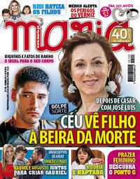 capa Maria de 11 julho 2019