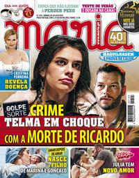capa Maria de 18 julho 2019