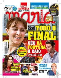 capa Maria de 25 julho 2019