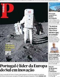 capa Público de 14 julho 2019