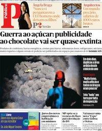 capa Público de 23 julho 2019