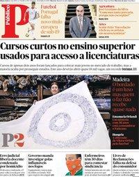 capa Público de 28 julho 2019