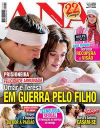 capa Revista Ana de 1 julho 2019