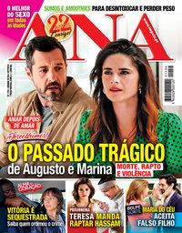 capa Revista Ana de 8 julho 2019