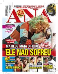 capa Revista Ana de 29 julho 2019