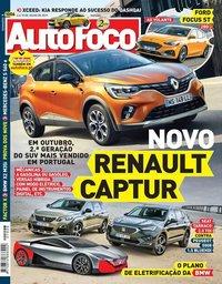 capa Revista Auto Foco de 4 julho 2019