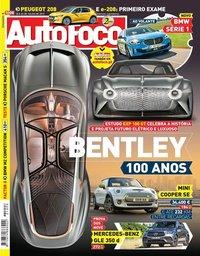 capa Revista Auto Foco de 18 julho 2019