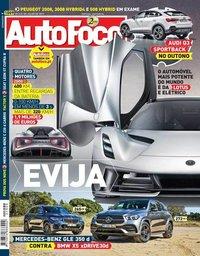 capa Revista Auto Foco de 25 julho 2019