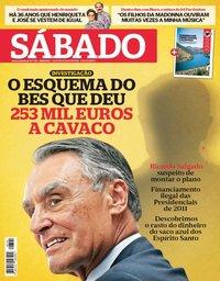 capa Revista Sábado de 4 julho 2019