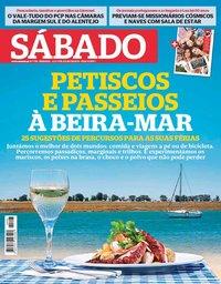 capa Revista Sábado de 11 julho 2019