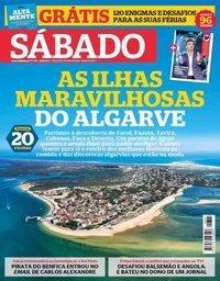 capa Revista Sábado de 25 julho 2019