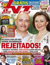 capa TV7 Dias de 7 julho 2019