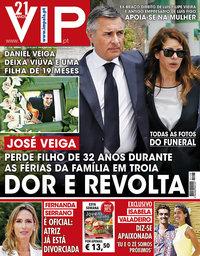 capa VIP de 13 julho 2019
