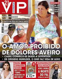 capa VIP de 20 julho 2019