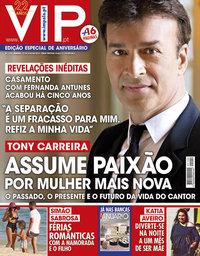 capa VIP de 27 julho 2019