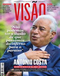 capa Visão de 11 julho 2019