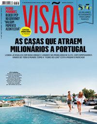 capa Visão de 24 julho 2019