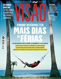 capa Visão de 31 julho 2019