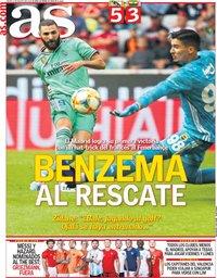 capa Jornal As de 1 agosto 2019