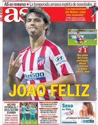 capa Jornal As de 11 agosto 2019