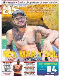 capa Jornal As de 14 agosto 2019