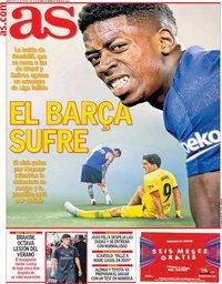 capa Jornal As de 21 agosto 2019
