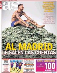 capa Jornal As de 22 agosto 2019