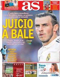 capa Jornal As de 24 agosto 2019