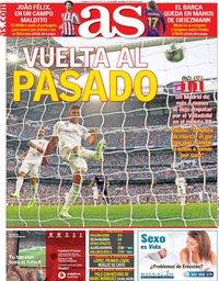 capa Jornal As de 25 agosto 2019