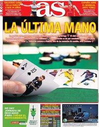 capa Jornal As de 31 agosto 2019