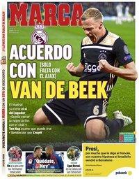 capa Jornal Marca de 3 agosto 2019