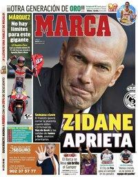 capa Jornal Marca de 5 agosto 2019