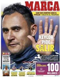 capa Jornal Marca de 22 agosto 2019
