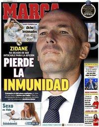 capa Jornal Marca de 27 agosto 2019
