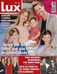 capa Lux de 15 agosto 2019