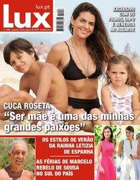 capa Lux de 22 agosto 2019