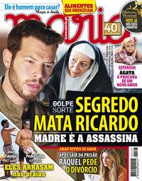 capa Maria de 8 agosto 2019