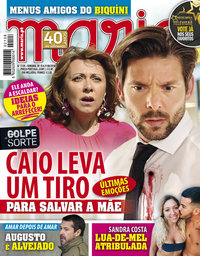 capa Maria de 15 agosto 2019