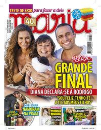 capa Maria de 29 agosto 2019