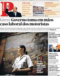 capa Público de 6 agosto 2019