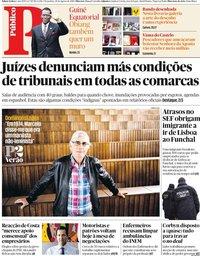 capa Público de 20 agosto 2019