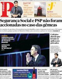 capa Público de 24 agosto 2019