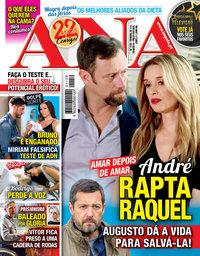 capa Revista Ana de 12 agosto 2019
