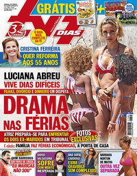 capa TV7 Dias de 3 agosto 2019